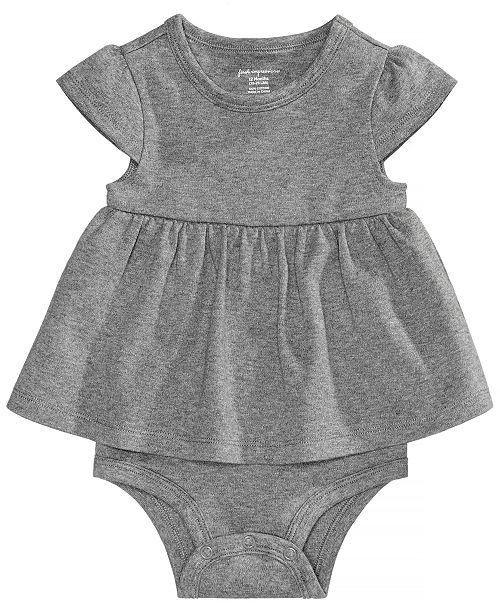 6a0d23dd7 First Impressions Cotton Bodysuit Dress