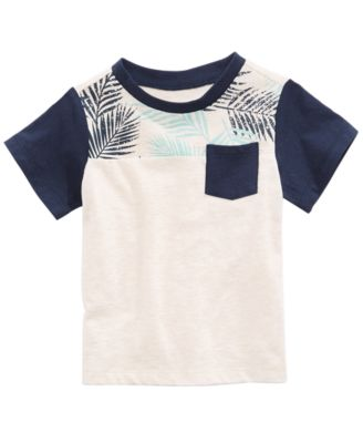 Graphic-Print T-Shirt, Baby Boys, Created for Macy's