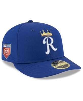 4a4929a75cd New Era Kansas City Royals Spring Training Pro Light Low Profile 59Fifty  Fitted Cap