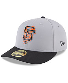 New Era San Francisco Giants Batting Practice Pro Light Low Profile 59Fifty Fitted