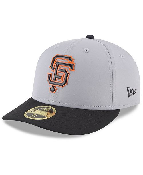 sale retailer 408a0 11721 ... New Era San Francisco Giants Batting Practice Pro Light Low Profile  59Fifty Fitted ...