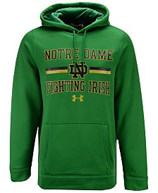 Under Armour Men's Notre Dame Fighting Irish Speedy Armour Fleece Hoodie