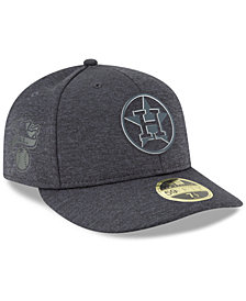 New Era Houston Astros Clubhouse Low Crown 59Fifty Fitted Cap