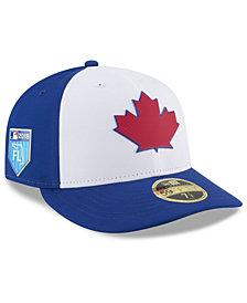 New Era Toronto Blue Jays Spring Training Pro Light Low Profile 59Fifty Fitted Cap
