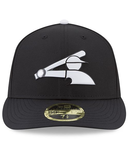 2952c4988b4 ... New Era Chicago White Sox Spring Training Pro Light Low Profile 59Fifty  Fitted Cap ...