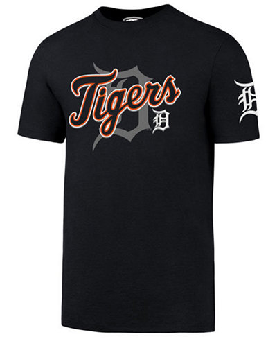 '47 Brand Men's Detroit Tigers On-Deck Rival T-Shirt