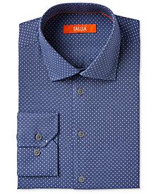 Tallia Men's Polka Dot Dress Shirt