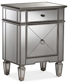 Claudia Mirrored Nightstand