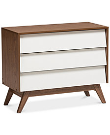 Hildon 3-Drawer Chest, Quick Ship