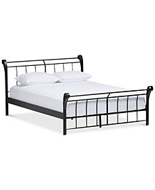 Sienna Queen Bed, Quick Ship