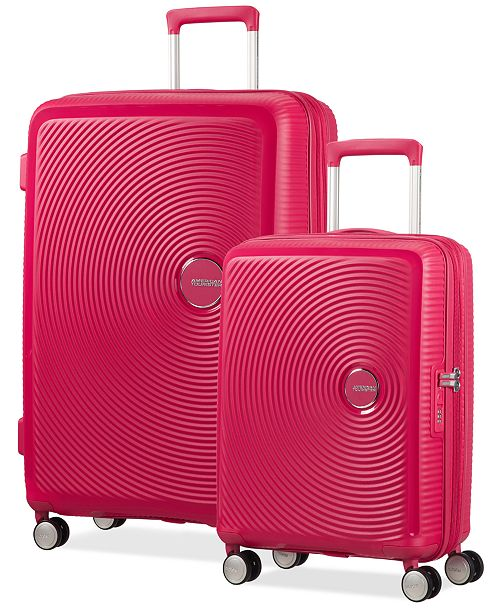 458569fe1 American Tourister Curio Hardside Luggage Collection & Reviews ...
