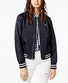 Levi's® Retro Varsity Bomber Jacket