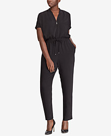 Lauren Ralph Lauren Plus Size Jumpsuit