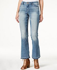 Lucky Brand Released-Hem Bootcut Jeans