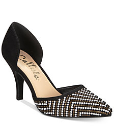 Callisto Viona d'Orsay Pointed Toe Pumps, Created for Macy's