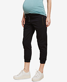 Jessica Simpson Maternity Jogger Pants