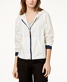 Tommy Hilfiger Sport Hooded Jacket, Created for Macy's