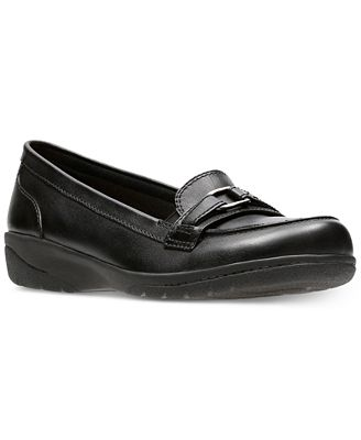 Clarks Collection Women's Cheyn Marie Loafers Women's Shoes