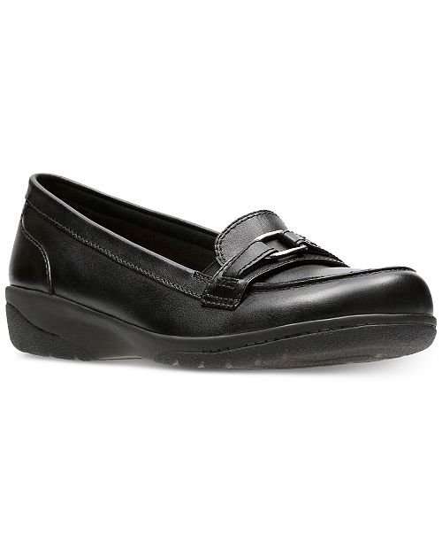 Clarks Collection Women's Cheyn Marie Loafers Women's Shoes H34vXha