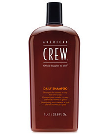 American Crew Daily Shampoo, 33.8-oz., from PUREBEAUTY Salon & Spa