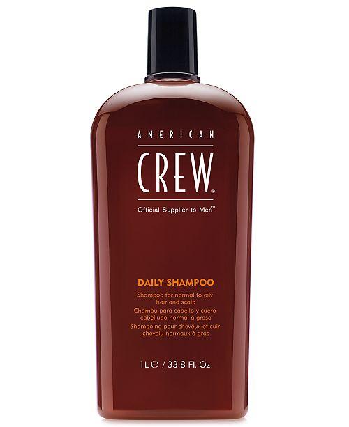 American Crew Daily Shampoo, 33.8-oz., from PUREBEAUTY Salon & Spa