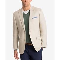 Lauren Ralph Lauren Classic Fit Ultra-Flex Solid Linen Sport Coat Deals