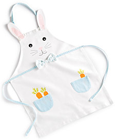 Martha Stewart Collection Kid's Bunny Apron, Created for Macy's