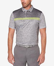 PGA TOUR Men's Colorblocked Golf Polo