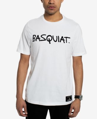 Men's Basquiat Logo T-Shirt, Created for Macy's