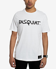 Sean John Men's Basquiat Logo T-Shirt, Created for Macy's