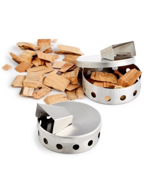 Image of Martha Stewart Collection 2-Pc. Smoking Pucks Set, Created for Macy's
