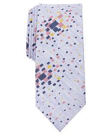 Original Penguin Men's Coria Abstract Skinny Tie
