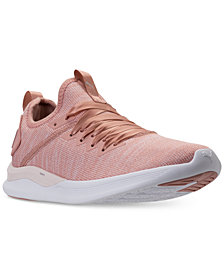 Puma Women's Ignite Flash Satin EP Casual Sneakers from Finish Line