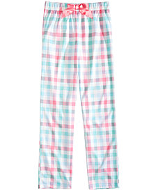 Max & Olivia Printed Pajama Pants, Little Girls & Big Girls, Created for Macy's