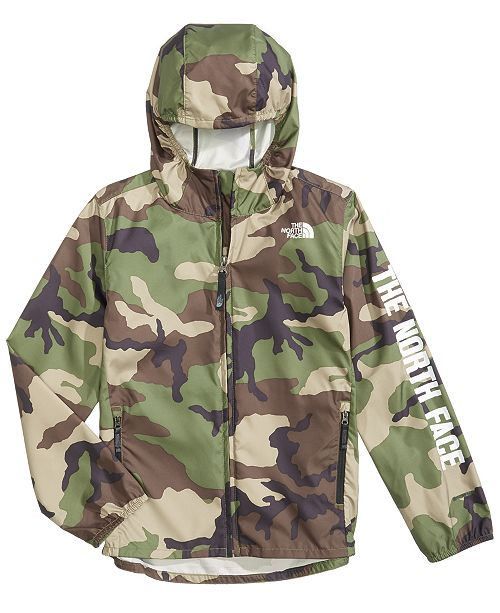 47cacf16a1a5 The North Face Flurry Wind Hooded Jacket