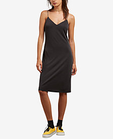 Volcom Juniors' Mojo Dojo Slip Dress