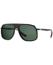 Ray-Ban Sunglasses, RB4308M SCUDERIA FERRARI COLLECTION