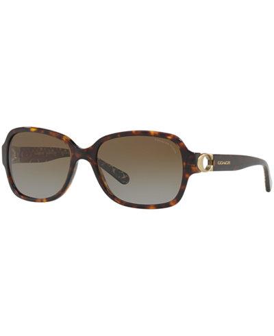 Coach Sunglasses, HC8241 L1031