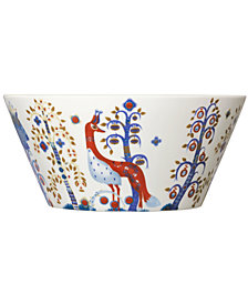 Iittala Dinnerware, Taika Serving Bowl