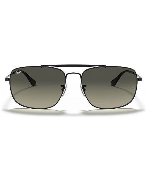 5fc438ff5f675d Ray-Ban Sunglasses, RB3560 THE COLONEL - Sunglasses by Sunglass Hut ...