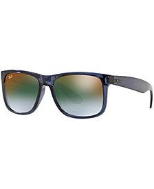 Ray-Ban Sunglasses, JUSTIN RB4165 54