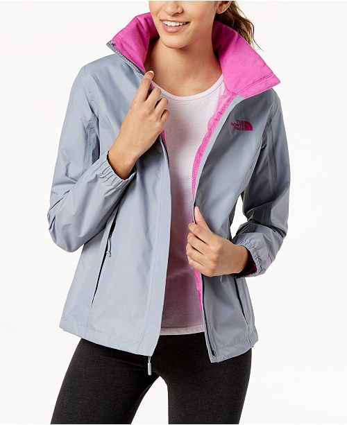 The North Face Resolve 2 Waterproof Rain Jacket