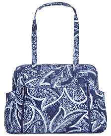 Vera Bradley Large Stroll Around Baby Bag