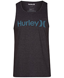 Hurley Men's One And Only Logo-Print Tank