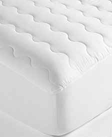 Martha Stewart Essentials Waterproof Queen Mattress Pad, Created for Macy's