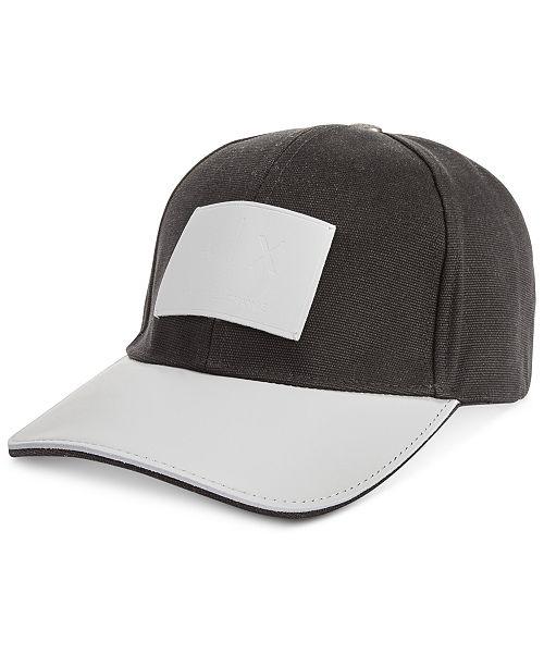 13b061e04d6 Armani Exchange Men s Trucker Hat - Hats