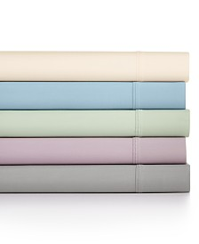 Bari 4-Pc. Solid Sheet Sets, 350 Thread Count Cotton Blend