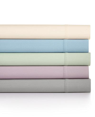 Bari 350 Thread Count 4-Pc. Solid Sheet Sets