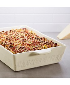 Stoneware Rectangular Baking Dish