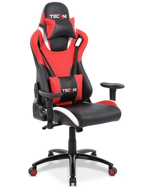 RTA Products Techni Sport TS-80 Gaming Chair, Quick Ship